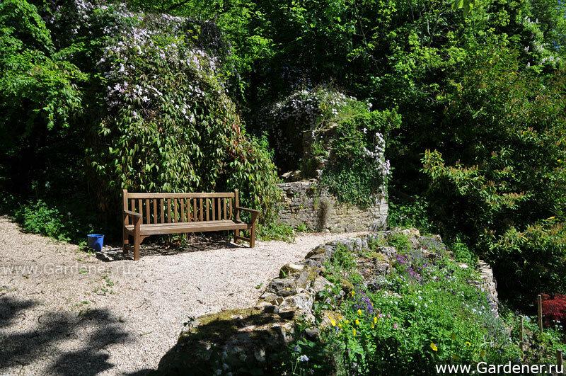 Cerney house gardens сады керни хаус