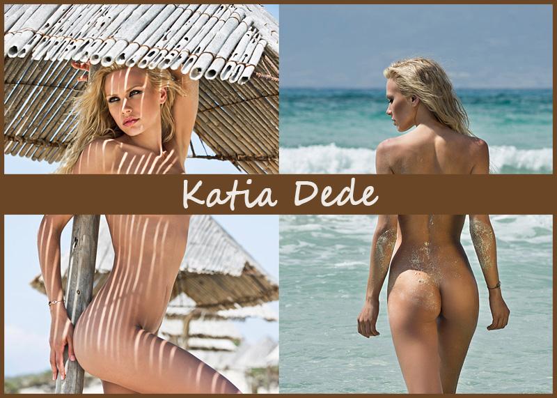 Греческая модель Katia Dede