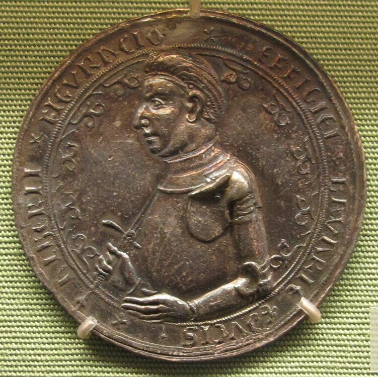 Konrad_eber,_duca_albrecht_IV_di_Wittelsbach,_argento,_1507.JPG