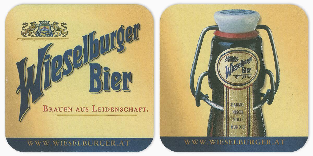 Wieselburger Bier #150