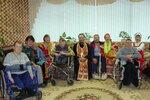 Посещение психоневрологического интерната в г. Куровское прихожанами Донского храма г. Мытищи