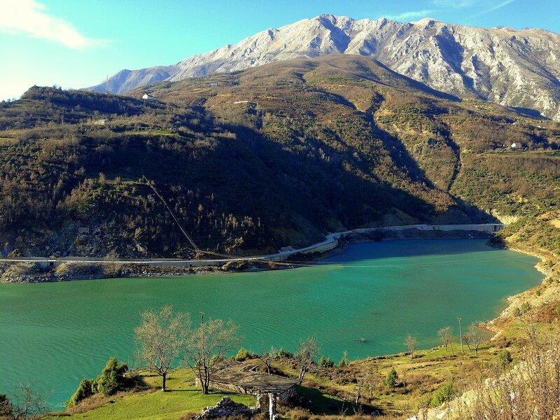 Valbona, Albania