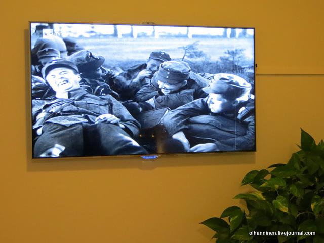 Неизвестный солдат фильм по телевизору