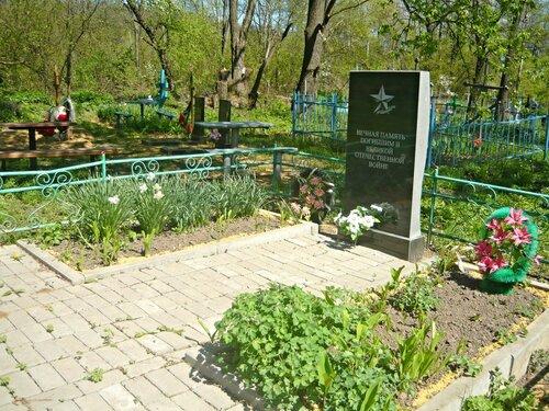 Замостье, кладбище