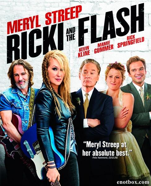 Рики и Флэш / Ricki and the Flash (2015/WEB-DL/WEB-DLRip)