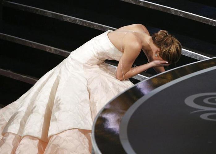 Знаменитые конфузы на церемонии вручения «Оскара»