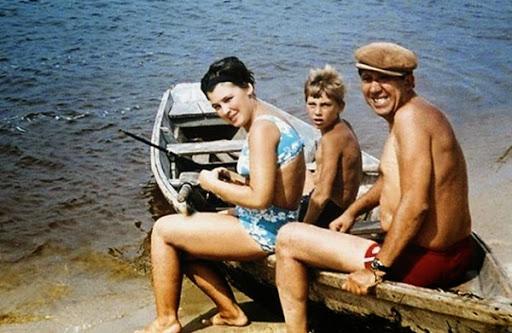 Редкие снимки знаменитых россиян, сделанные много лет назад