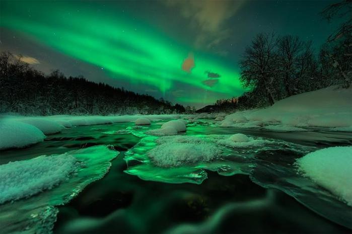 Красивые фотографии полярного сияния 0 10d619 dd1a3e20 orig