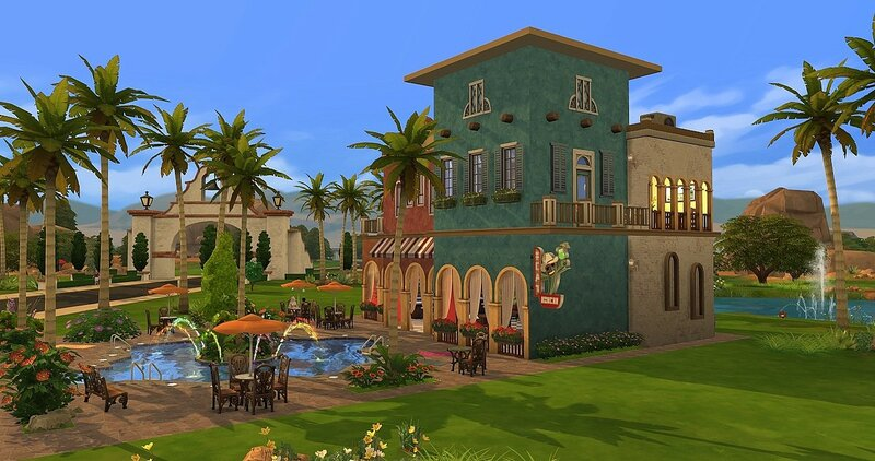 Caribe Hotel by Dolkin