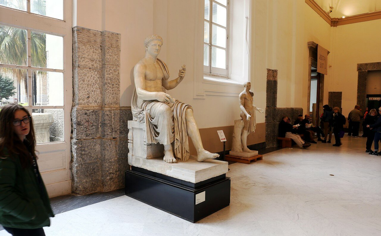 Naples. National archaeological museum