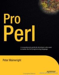 Книга Pro Perl
