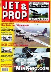Jet & Prop 2002-04