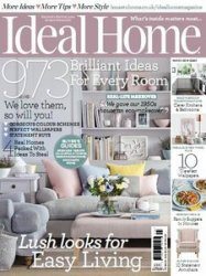 Журнал Ideal Home Magazine 2014-03