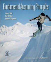 Книга Fundamental Accounting Principles