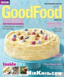 Книга BBC Good Food Middle East - April 2014