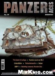 Журнал Panzer Aces №29 (EuroModelismo)