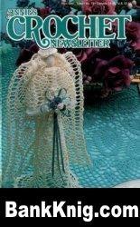 Журнал Annies Crochet Newsletter №72 1994 jpg 17Мб