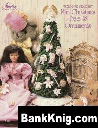 Книга Victorian Crochet Mini Christmas Tree & Ornaments jpg 4,2Мб