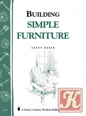 Книга Building Simple Furniture