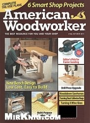 Журнал American Woodworker №156 2011
