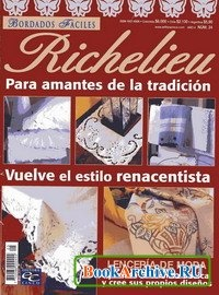 Журнал Bordados Faciles №24 Richelieu.
