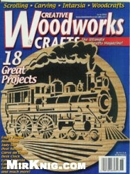 Creative Woodworks & Crafts №6 2002