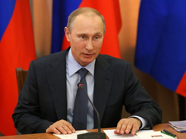 Путин созвал оперативное совещание Совбеза России