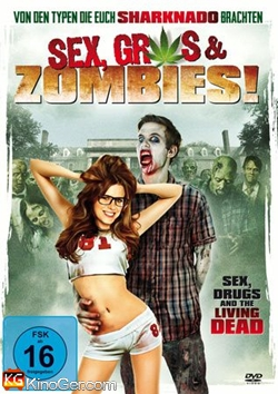 Sex, Gras & Zombies! (2014)