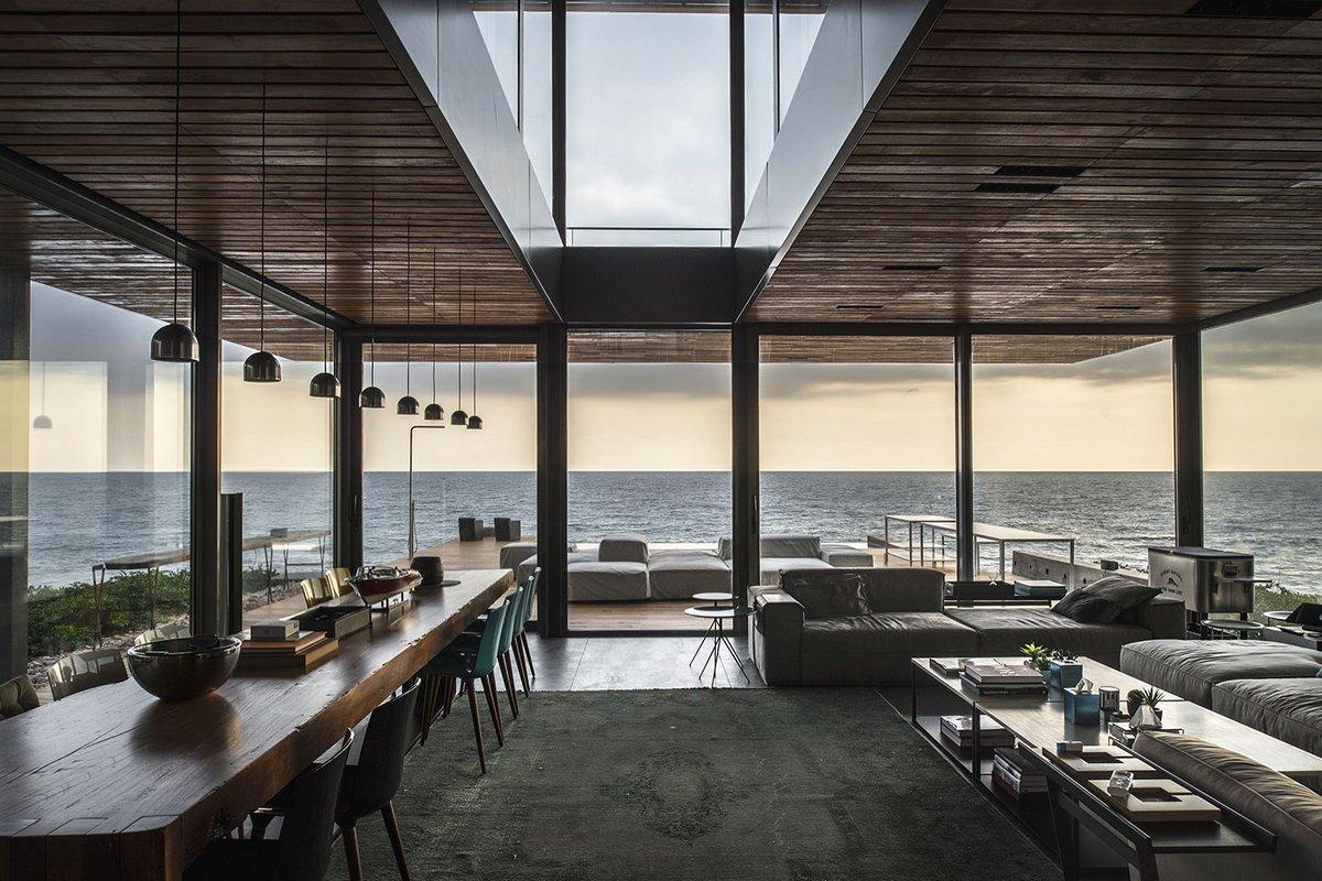 BLANKPAGE Architects, элитная недвижимость в Ливане, роскошные дома в Ливане, дом на берегу Средиземного моря, дом с видом на море, дом на берегу моря