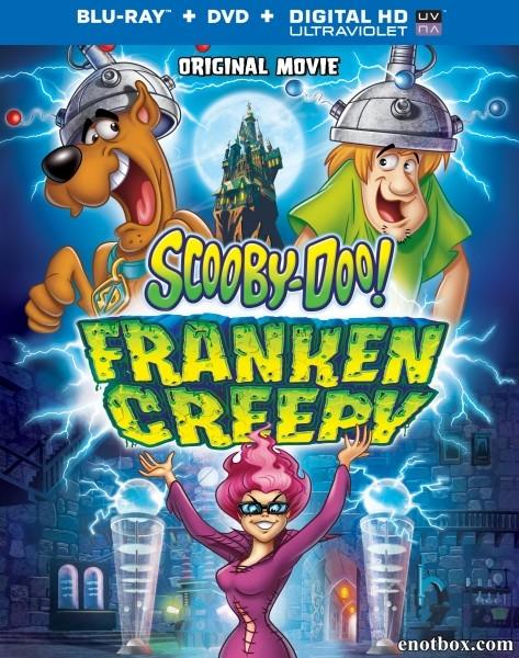 Скуби-Ду: Франкен-монстр / Scooby-Doo! Frankencreepy (2014/BDRip/HDRip)