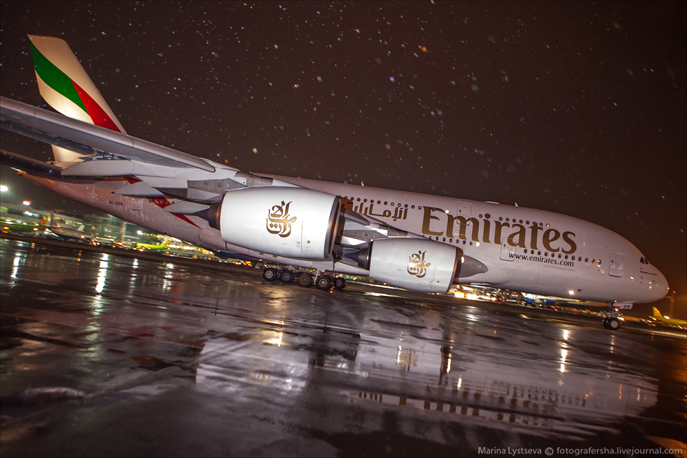 A380 DME