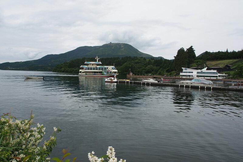 Озеро Аши