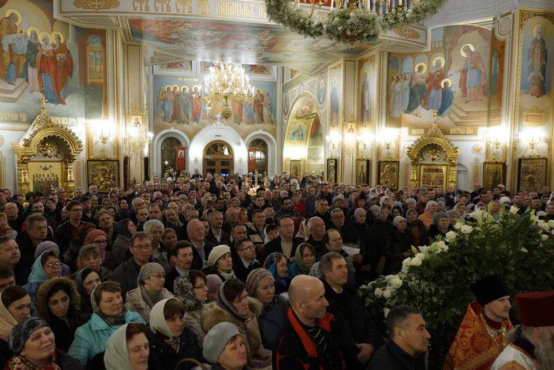 Пасха 2015 в Ижевске