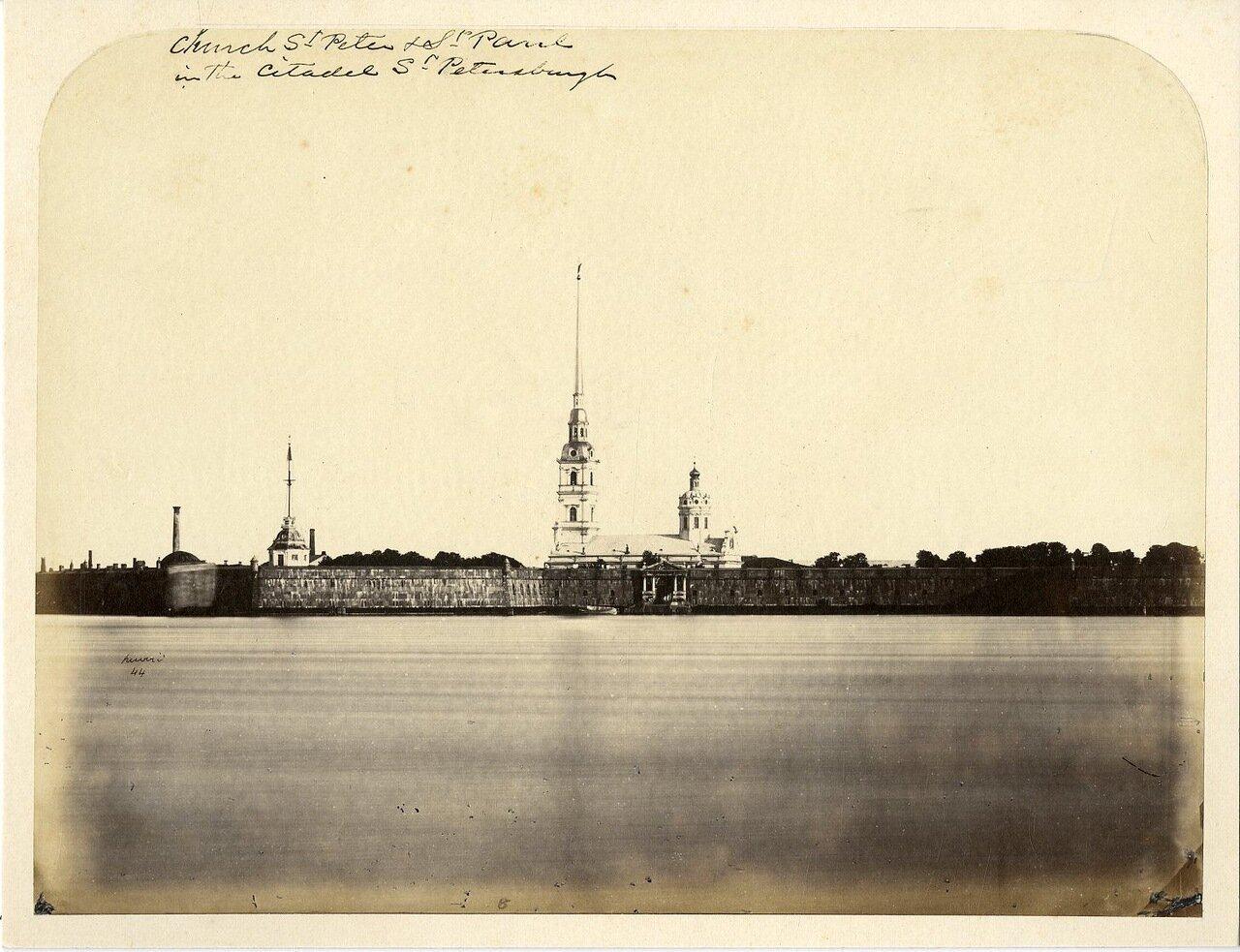 48. Петропавловская крепость