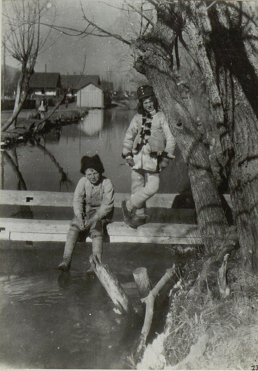 Бессарабия. Дети