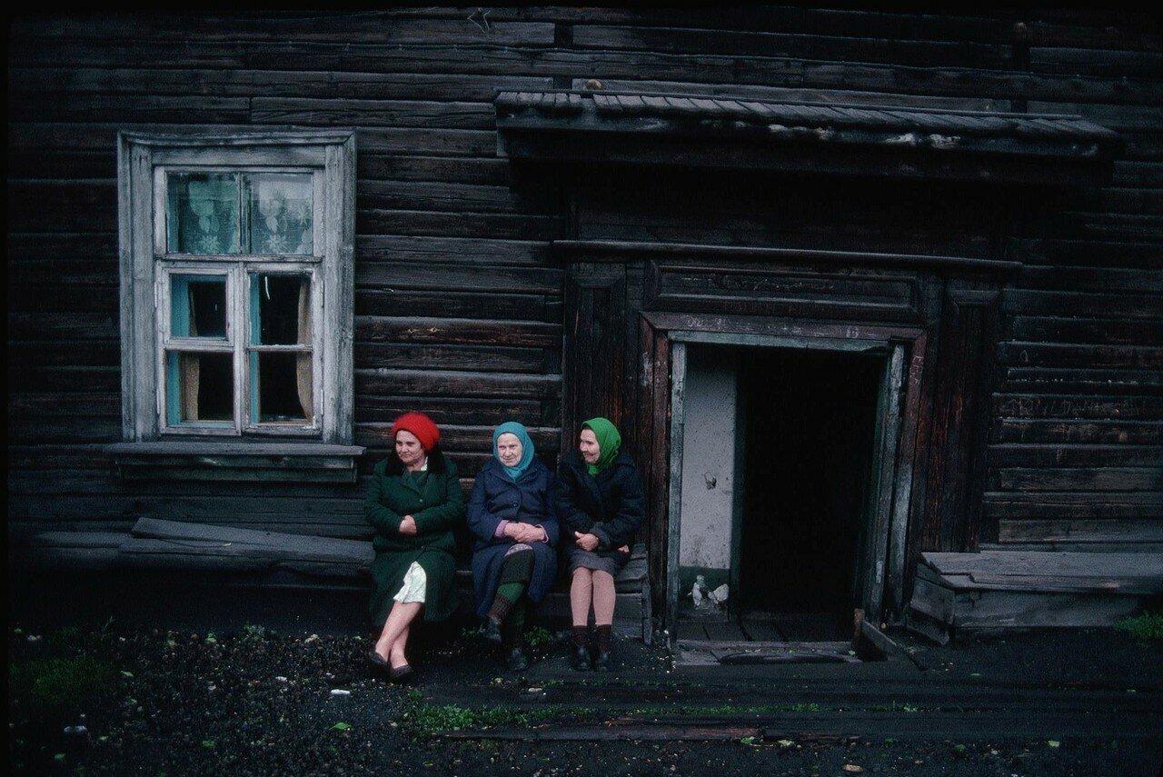 1991. Новокузнецк. Какого цвета надежда