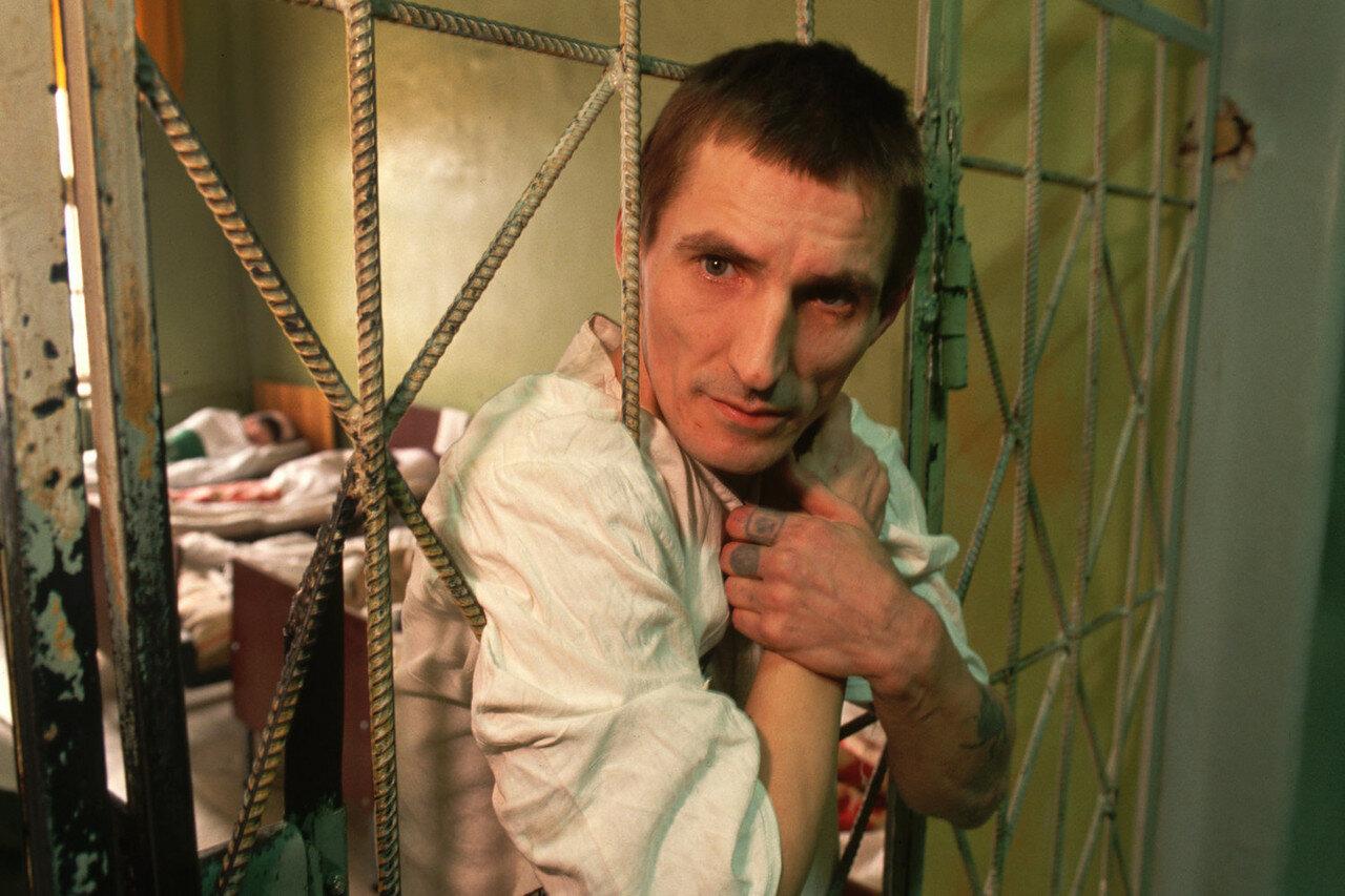 1992. Москва. Психиатрическая больница
