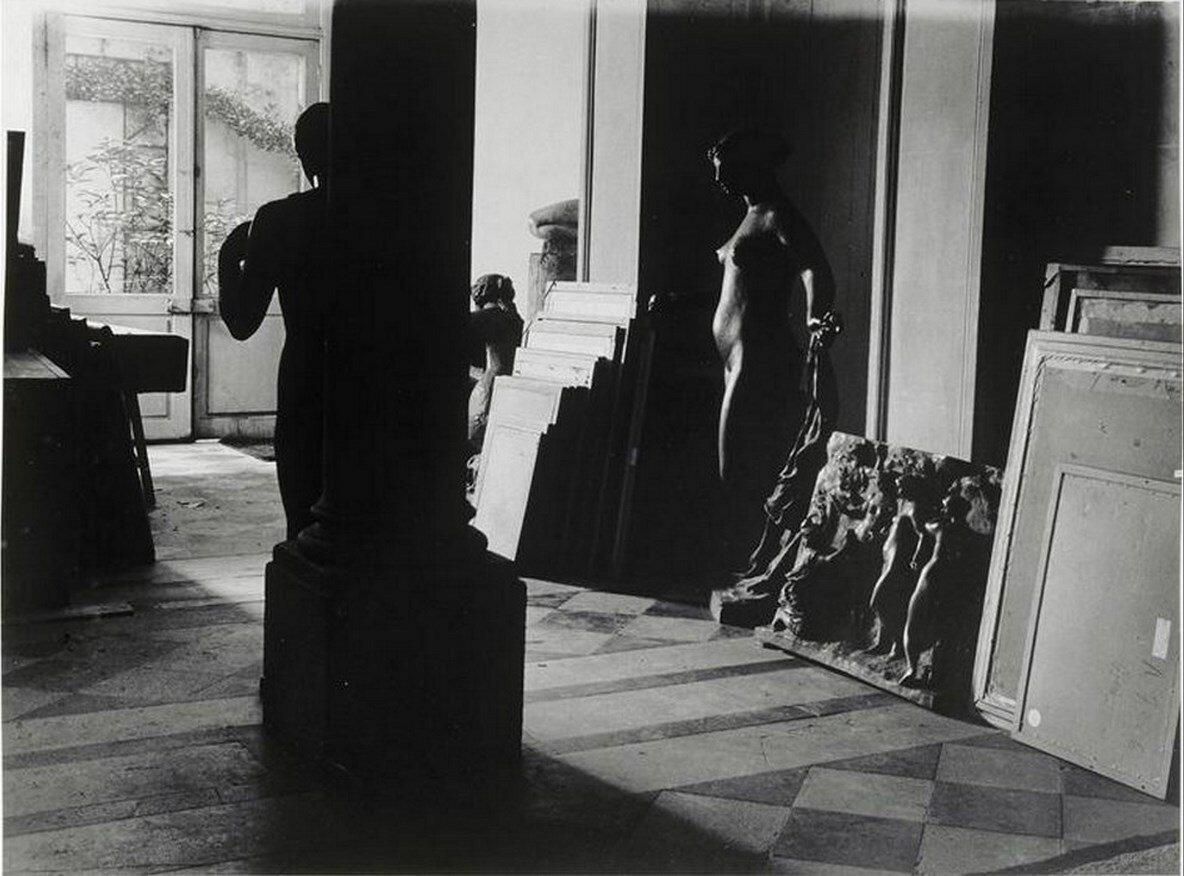 1934. На вилле Воллара