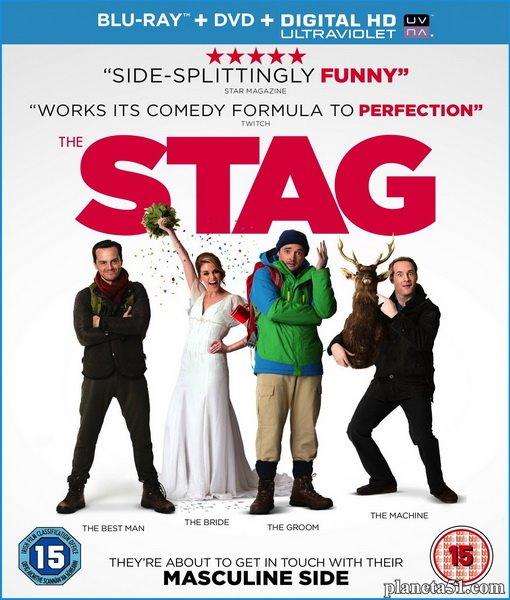 Мальчишник по-ирландски / The Stag (2013/BDRip/HDRip)