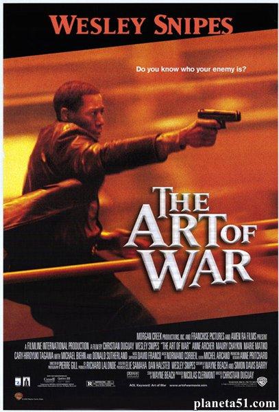 Искусство войны / The Art of War (2000/HDRip)