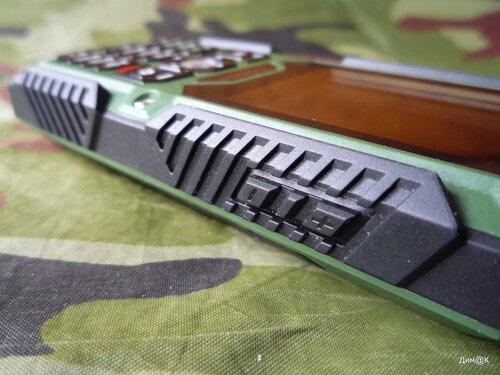 Клавиши громкости
