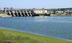 ПМР перекрыла мост вблизи дубоссарской гидроэлектростанции