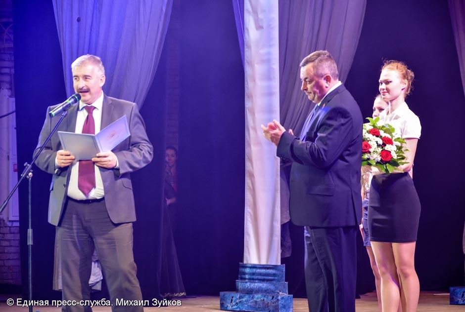 Дом культуры им. Ю.Гагарина отметил свое 60-летие