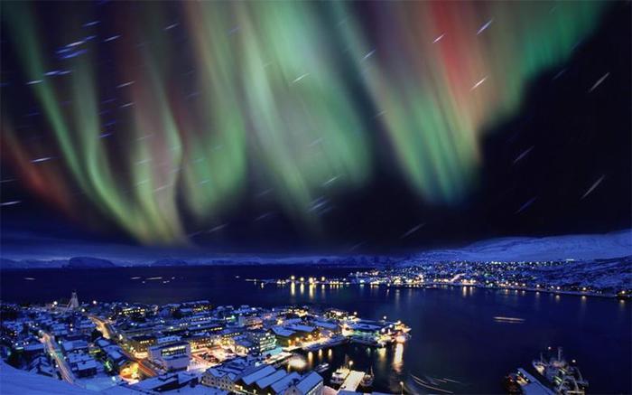 Красивые фотографии полярного сияния 0 10d612 31d11e9c orig