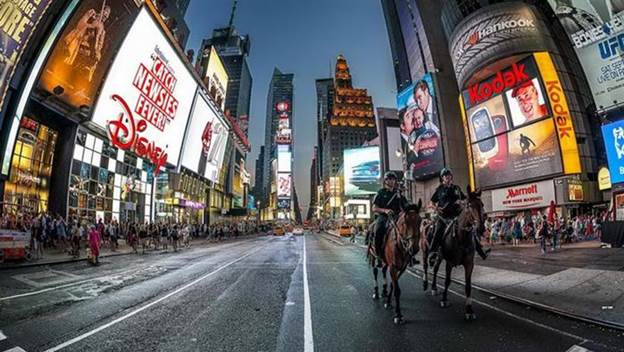 Большая коллекция фотографий Нью Йорка для Windows