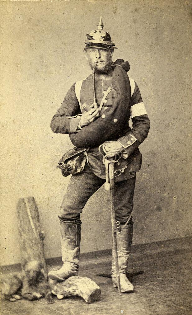Лица войны 1864 года