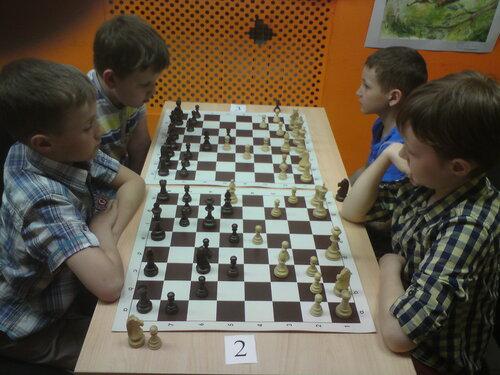 турнир по шахматам среди детей
