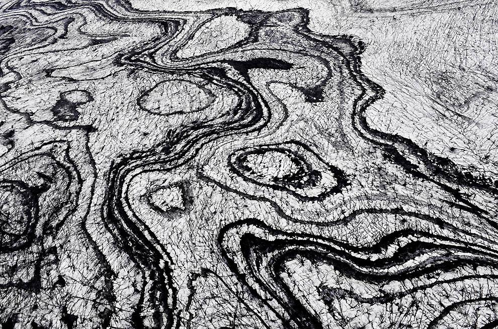 6. «Особенно холодно было в районе ледников». На фото: ледник Скафтарьёкюлль. (Sandro Santioli, Sole