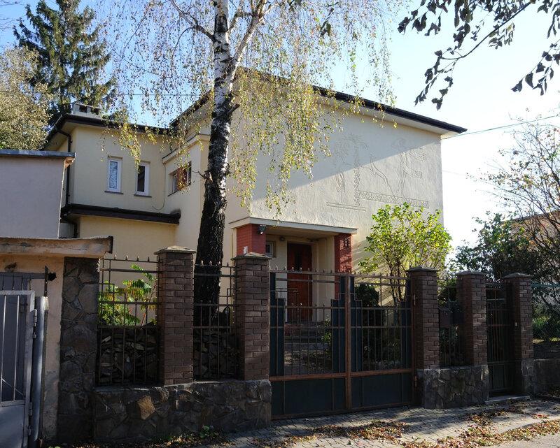 ул. Кибальчича, дом 11