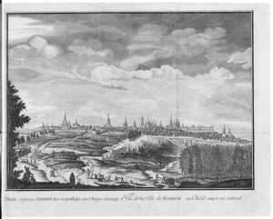 Видъ города Синбирска
